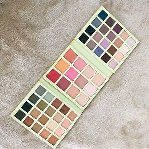 Pixi Face Palette Eyeshadow Highlighter Blush